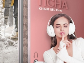 KNAUF-RED Piano 2-1