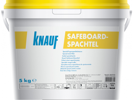 Knauf Safeboard-Spachtel