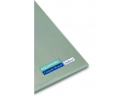 AQUAPANEL CEMENT BOARD - INDOOR Light